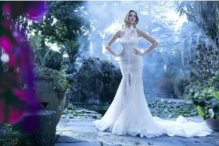 Свадебная коллекция Alessandro Angelozzi Couture 2017 фото №15