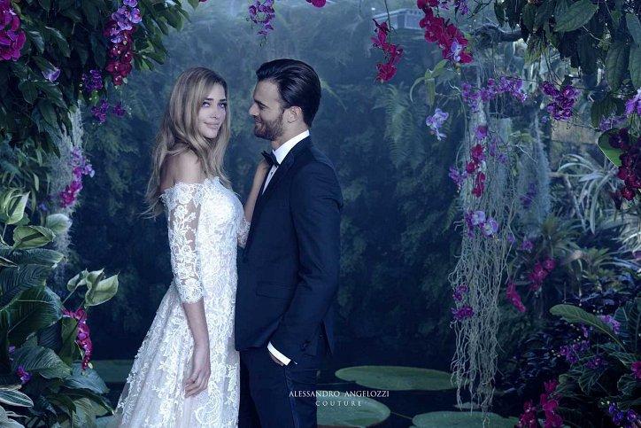 Свадебная коллекция Alessandro Angelozzi Couture 2017 фото №20