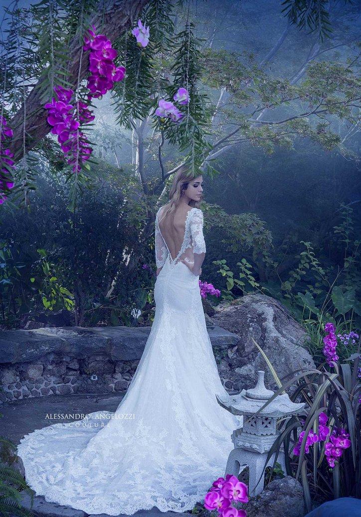 Свадебная коллекция Alessandro Angelozzi Couture 2017 фото №32