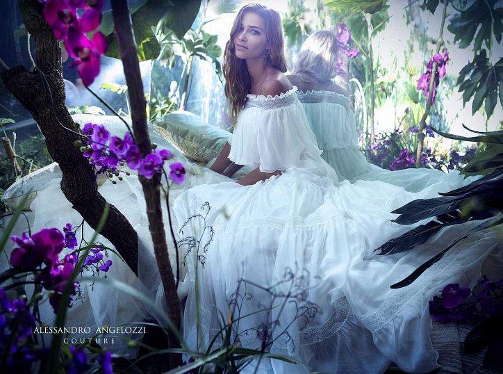 Свадебная коллекция Alessandro Angelozzi Couture 2017 фото №43