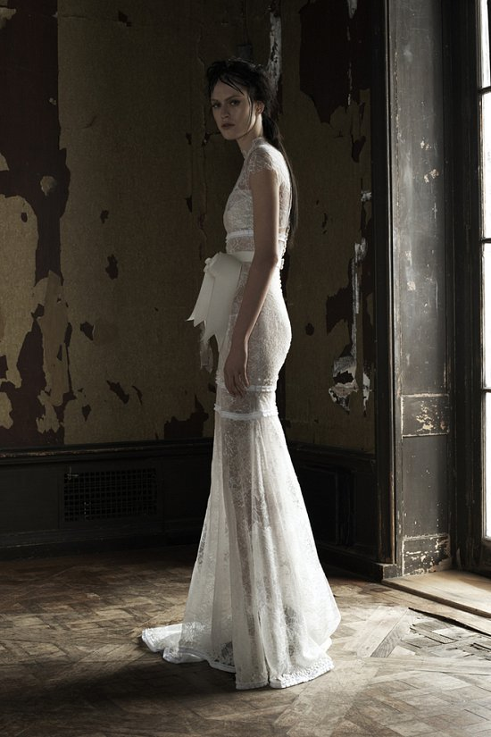 Свадебная коллекция Vera Wang весна 2016 фото №15