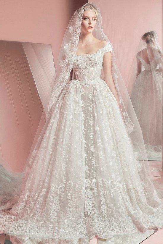 свадебные наряды 2016