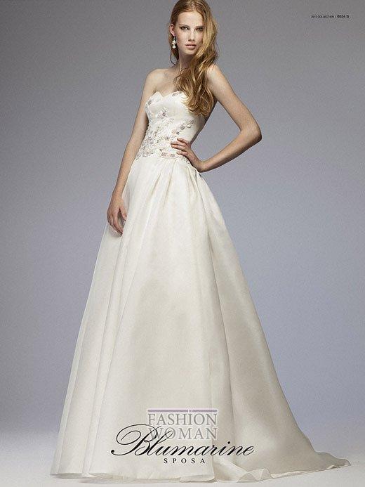 Свадебная мода Blumarine весна-лето 2012 фото №2