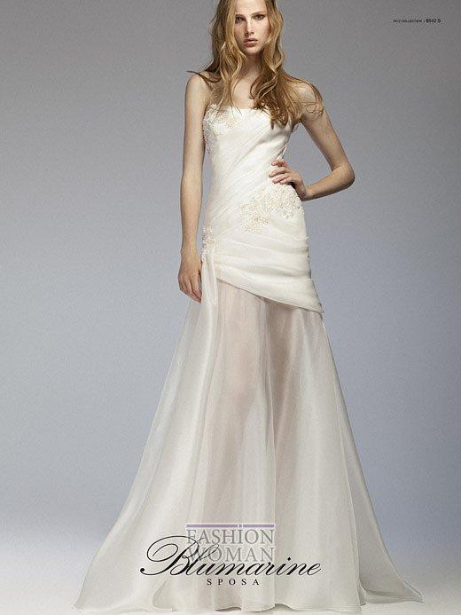 Свадебная мода Blumarine весна-лето 2012 фото №19