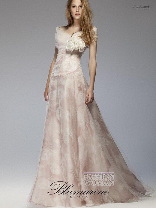 Свадебная мода Blumarine весна-лето 2012 фото №29