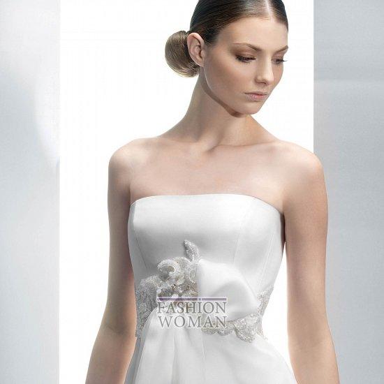 Свадебная мода Jesus Peiro весна-лето 2012 фото №11