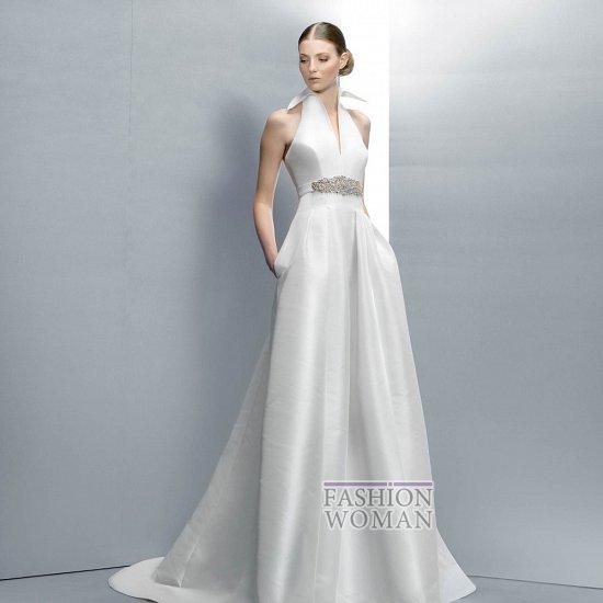 Свадебная мода Jesus Peiro весна-лето 2012 фото №15