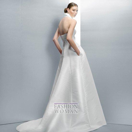Свадебная мода Jesus Peiro весна-лето 2012 фото №16