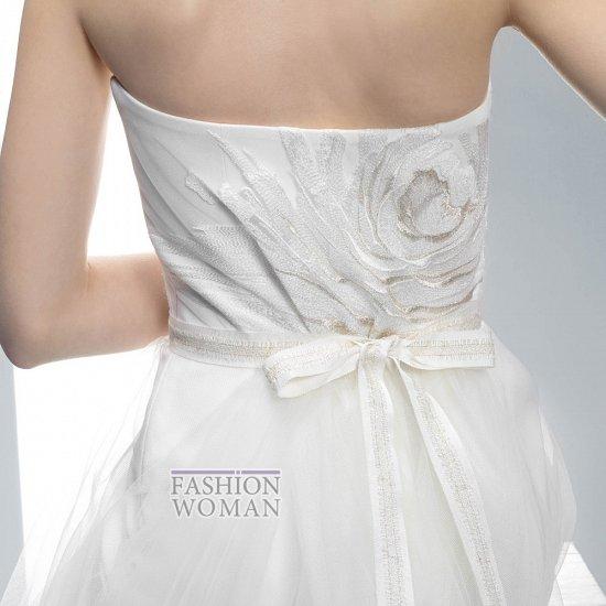 Свадебная мода Jesus Peiro весна-лето 2012 фото №18