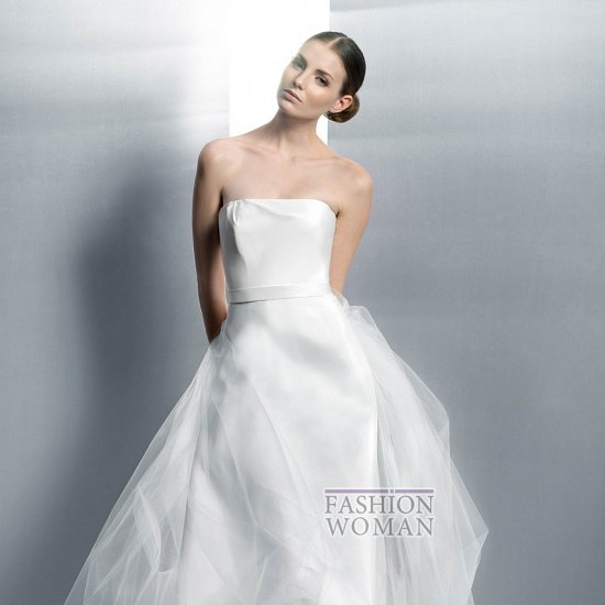 Свадебная мода Jesus Peiro весна-лето 2012 фото №22