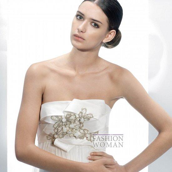 Свадебная мода Jesus Peiro весна-лето 2012 фото №23