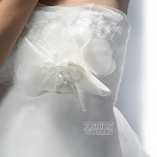 Свадебная мода Jesus Peiro весна-лето 2012 фото №36
