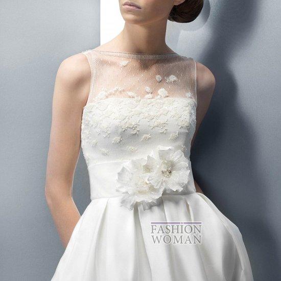 Свадебная мода Jesus Peiro весна-лето 2012 фото №8
