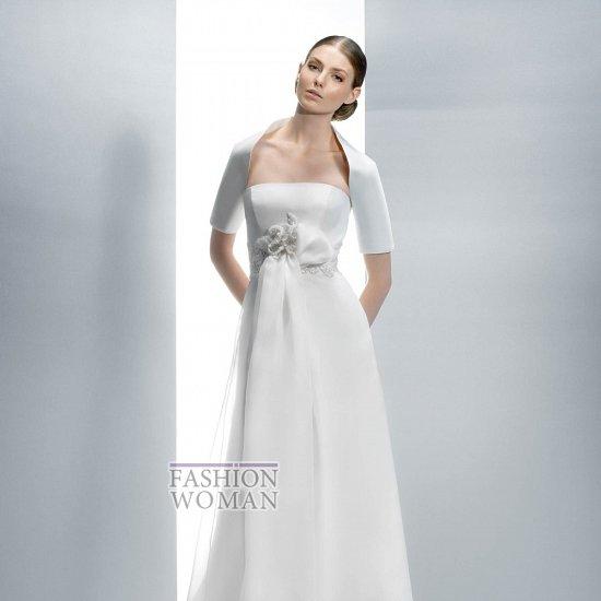 Свадебная мода Jesus Peiro весна-лето 2012 фото №9