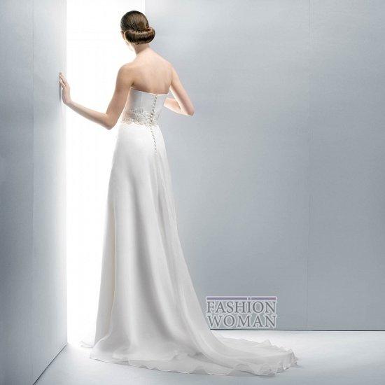 Свадебная мода Jesus Peiro весна-лето 2012 фото №10