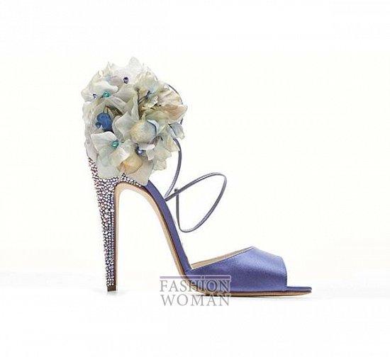 Свадебная обувь от Brian Atwood  фото №1