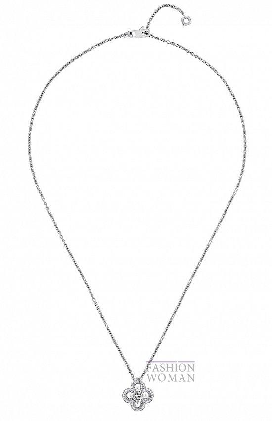 Свадебные ювелирные украшения от Louis Vuitton фото №11