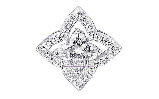 Свадебные ювелирные украшения от Louis Vuitton фото №7