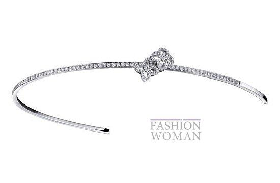 Свадебные ювелирные украшения от Louis Vuitton фото №10