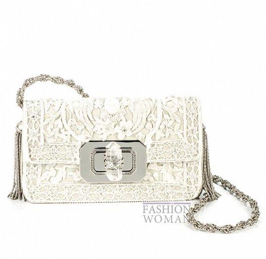 Свадебная сумочка от Marchesa