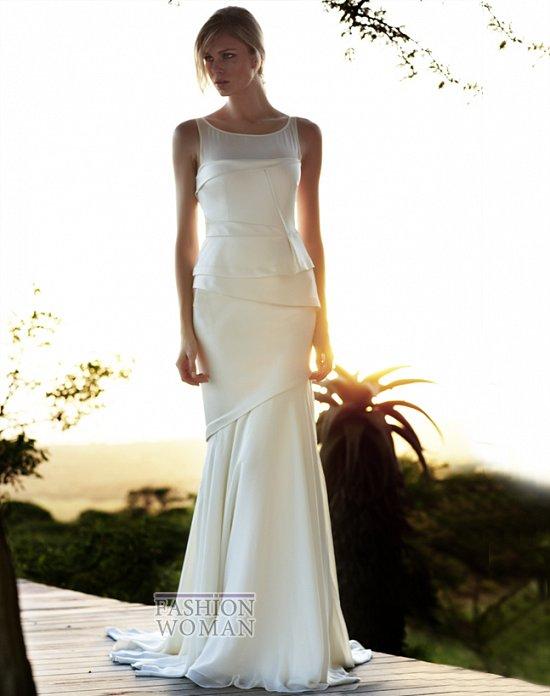 Свадебные платья 2012 от Amanda Wakeley фото №1