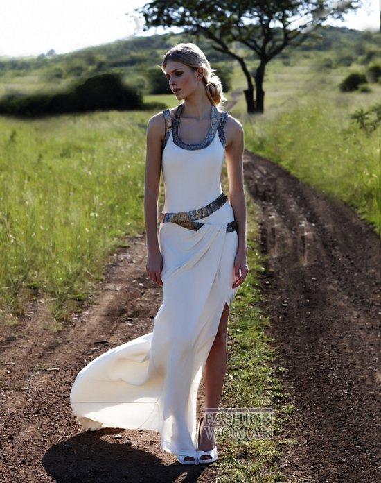 Свадебные платья 2012 от Amanda Wakeley фото №7