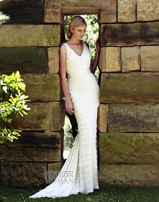 Свадебные платья 2012 от Amanda Wakeley фото №8