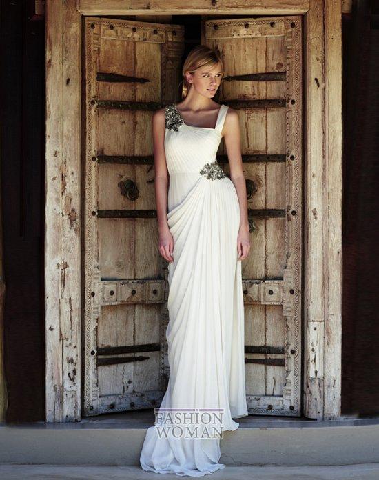 Свадебные платья 2012 от Amanda Wakeley фото №9