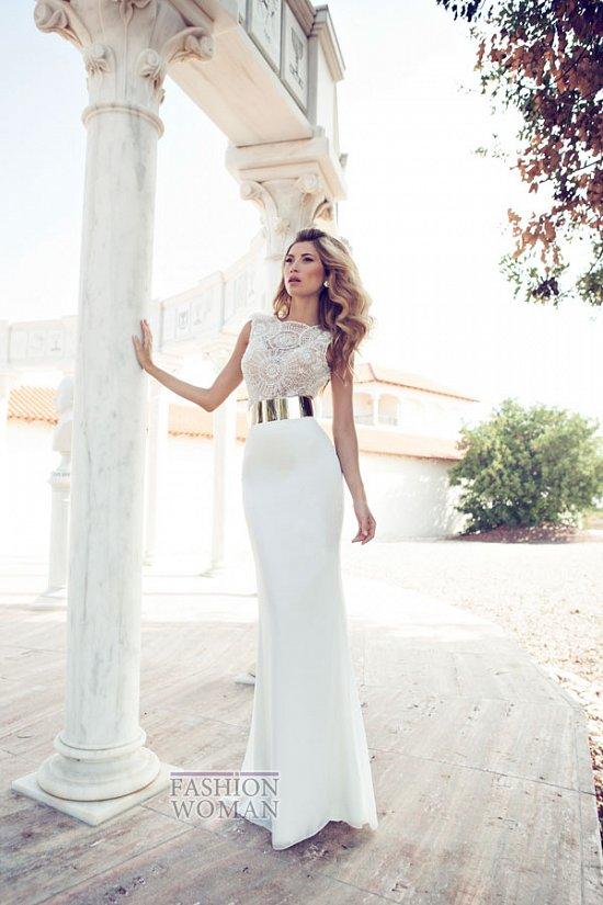 Свадебные платья 2014 от Julie Vino фото №2