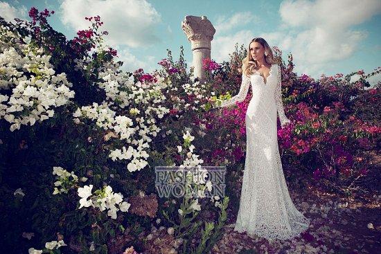 Свадебные платья 2014 от Julie Vino фото №11