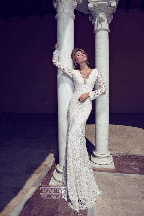 Свадебные платья 2014 от Julie Vino фото №12