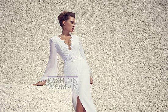 Свадебные платья 2014 от Julie Vino фото №14