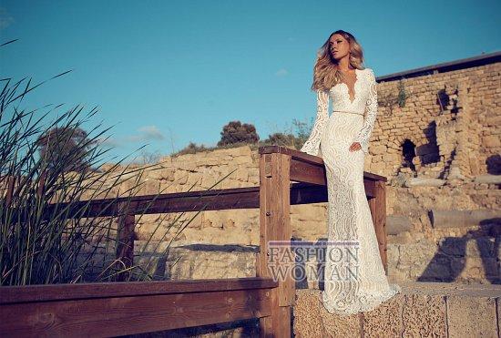 Свадебные платья 2014 от Julie Vino фото №16
