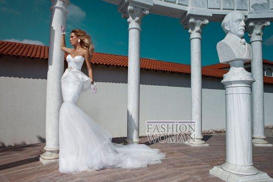 Свадебные платья 2014 от Julie Vino фото №18
