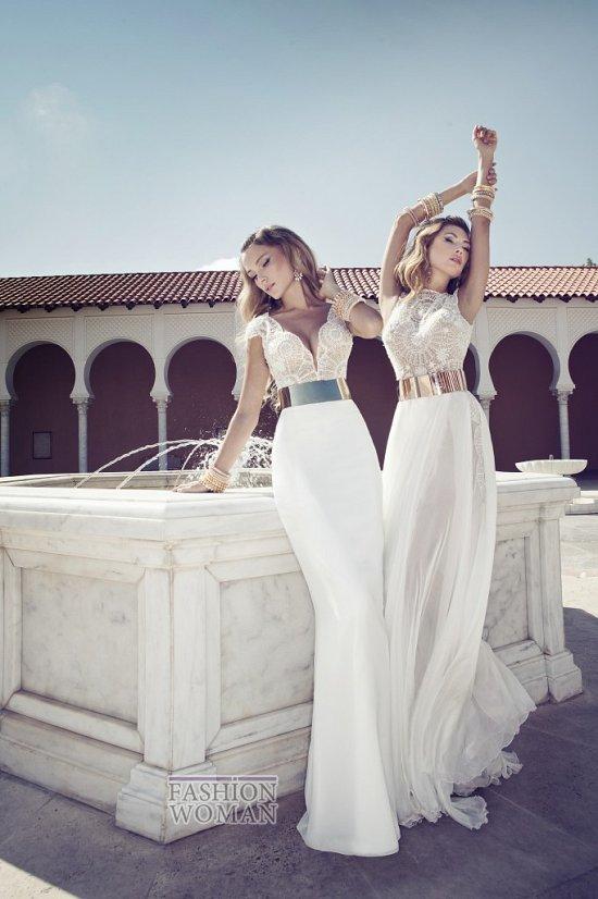 Свадебные платья 2014 от Julie Vino фото №3