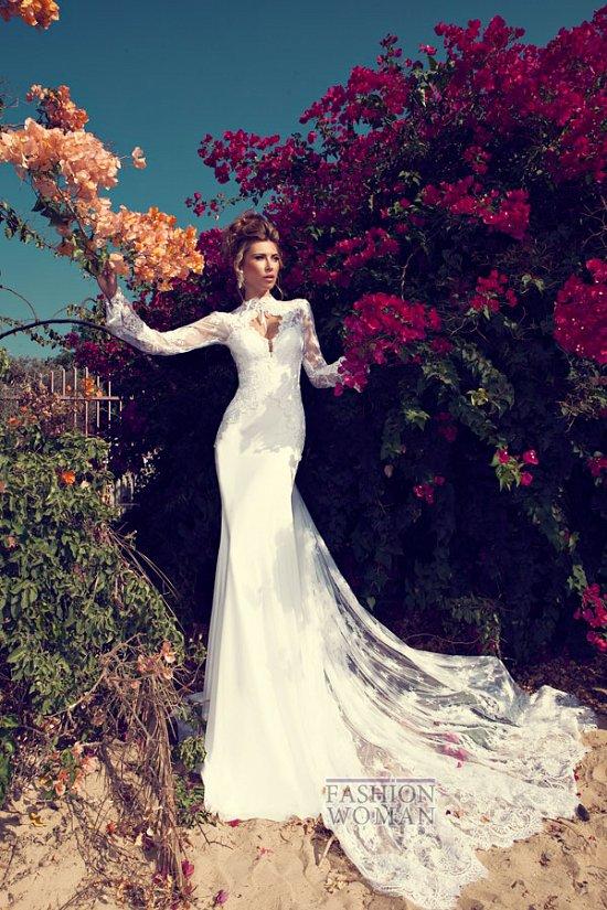 Свадебные платья 2014 от Julie Vino фото №21