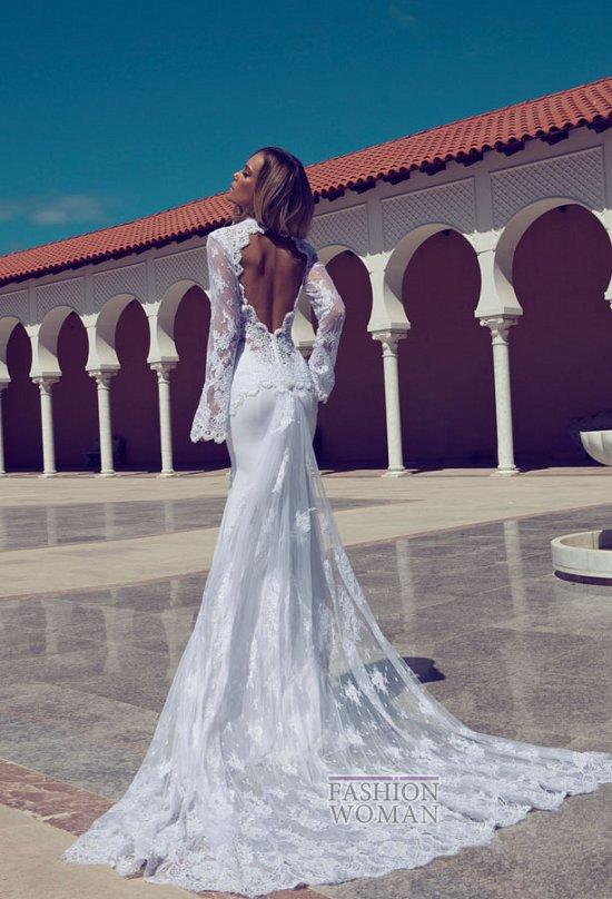 Свадебные платья 2014 от Julie Vino фото №23
