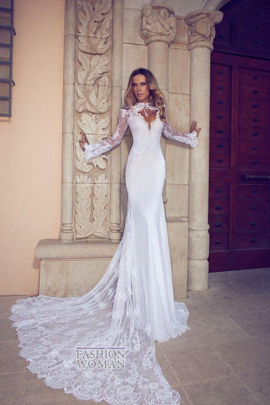 Свадебные платья 2014 от Julie Vino фото №24
