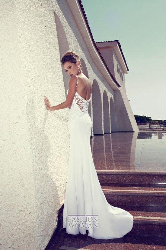 Свадебные платья 2014 от Julie Vino фото №26