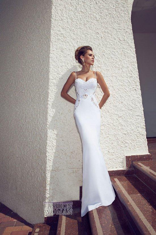 Свадебные платья 2014 от Julie Vino фото №27