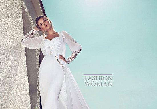 Свадебные платья 2014 от Julie Vino фото №28
