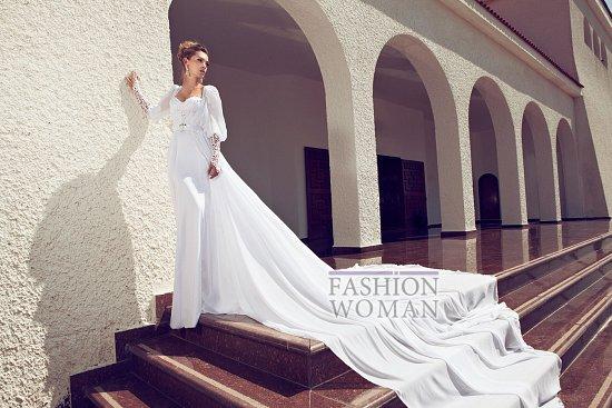 Свадебные платья 2014 от Julie Vino фото №29