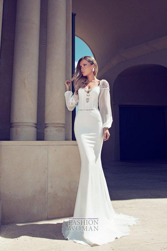 Свадебные платья 2014 от Julie Vino фото №30
