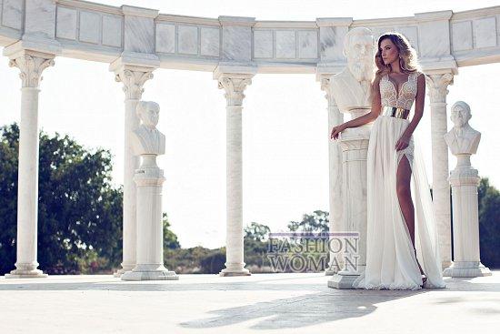 Свадебные платья 2014 от Julie Vino фото №4