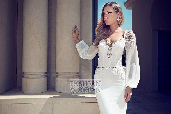 Свадебные платья 2014 от Julie Vino фото №31