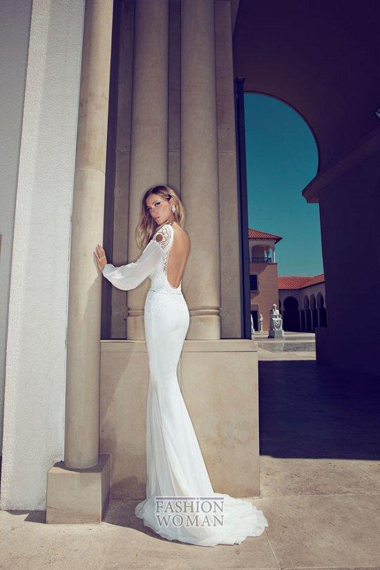 Свадебные платья 2014 от Julie Vino фото №32