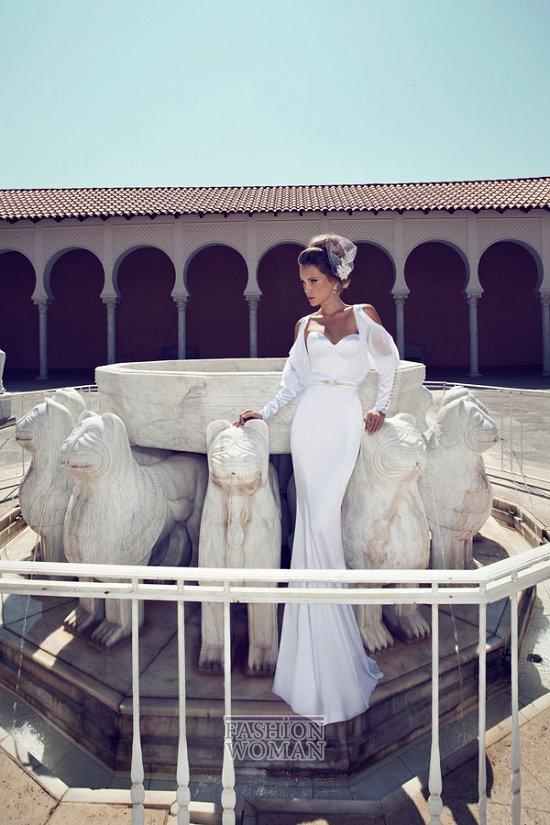 Свадебные платья 2014 от Julie Vino фото №33