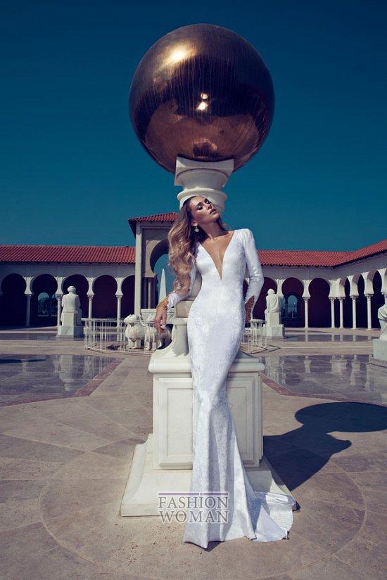 Свадебные платья 2014 от Julie Vino фото №36