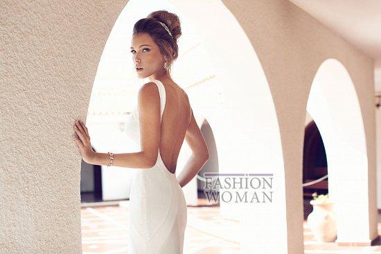 Свадебные платья 2014 от Julie Vino фото №39
