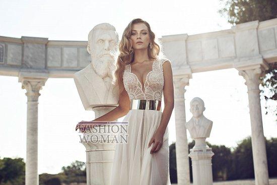 Свадебные платья 2014 от Julie Vino фото №5